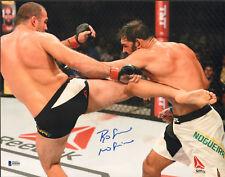ANTONIO ROGERIO NOGUEIRA SIGNED AUTO'D 11X14 PHOTO BAS COA UFC 140 PRIDE NOG F