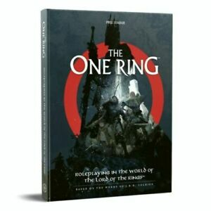 THE ONE RING™ Roleplaying Game, Second Edition Fria Ligan Kickstarter - presale