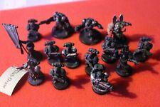 Games Workshop Warhammer 40k Dark Angels Space Marines Small Force Squads Army