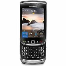 BlackBerry Torch 9800 - 4 Go-Noir (Débloqué) Smartphone Brand New condition
