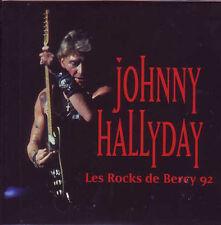 ★☆★ CD Single Johnny HALLYDAY Les rocks de Bercy 3-Track CARD SLEEVE 9838200 ★☆★