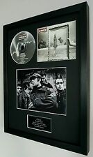 Oasis-Wonderwall-Original CD-Limited Edition-Metal Plaque-Certificate