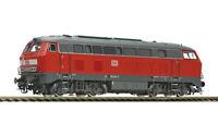 Fleischmann 424075, Diesellok BR 215, DB AG, Digital + Sound, Neu und OVP, H0