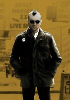 TAXI DRIVER Movie PHOTO Print POSTER Textless Film Art Robert De Niro Travis 002