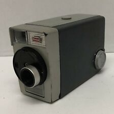 VINTAGE KODAK ZOOM 8 AUTOMATIC CAMERA 8MM Movie Camera Zoom Lens F/1.6