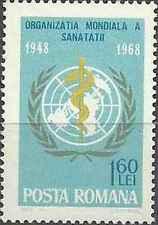 Timbre Santé Médecine Roumanie 2378 * lot 11140