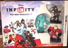 DISNEY'S INFINITY TOY BOX CHALLENGE STARTER PACK NEW AND SEALED NINTENDO 3DS