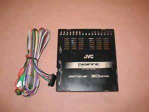 JVC DIGIFINE KS-RA1 CD CHANGER CONTROLLER WITH POWER AMPLIFIER 30W X 4