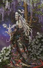 MYERSALOME Witch Medieval Maiden Fairy Fantasy NENE THOMAS Jigsaw Puzzle NEW NIB