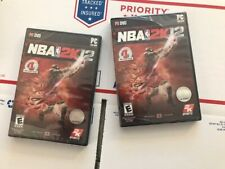 NBA 2K12  new SEALED video game PC DVD-rom Michael Jordan on front (PC, 2011)