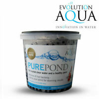 Evolution Aqua Pure Pond Bacteria Balls for Clear Healthy Fish Pond Water 1000ml