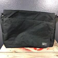 "Nike Men's Fundamentals Blocked Messenger Bag With 14"" Laptop Sleeve"