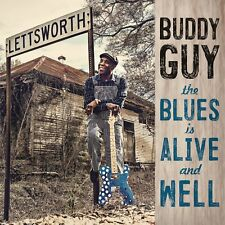 The Blues Is Alive and Well * by Buddy Guy (CD, Jun-2018, RCA)