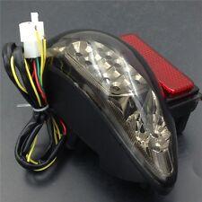 For Brake Tail lights For GSX1300R Hayabusa Katana GSX 600 GSX600F 750 Smoke LED