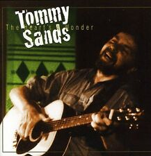 Heart's A Wonder - Tommy Sands (2000, CD NEW)