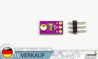 Mini Helligkeitsmesser Sensor TEMT6000 analog 14x9mm für Arduino Prototyping DIY