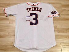 Kyle Tucker Hand Signed Houston Astros Jersey PSA DNA Cert