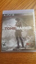 Tomb Raider (Sony PlayStation 3, 2013) Brand New Factory Sealed