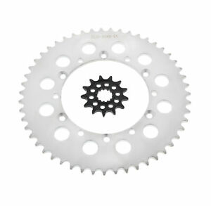 2006 - 2014 Kawasaki KX450F KX 450 F 13 Tooth Front And 51 Tooth Rear Sprocket