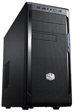 Boîtiers d'ordinateurs noirs, pour midi ATX sans bloc d'alimentation
