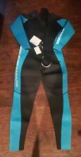 Hevto Wetsuits Women Guardian I 3mm Neoprene Full Scuba Diving Suit Sz large New