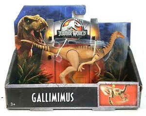 "NEW Mattel Jurassic World Legacy Collection ""Gallimimus"" Dinosaur Figure 2018"