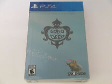 Song of the Deep Collector's Edition (PlayStation 4) Brand New Factory Sealed