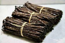 20 Madagascar Grade A Gourmet Organic Vanilla Beans