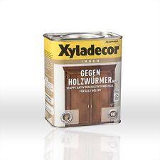 Xyladecor Xylamon Gegen Holzwürmer 0,75l Holzwurmtod Holzwurmmittel Holzschutz