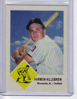 Harmon Killebrew '63 Minnesota Twins HOF slugger limited #67 Monarch Corona