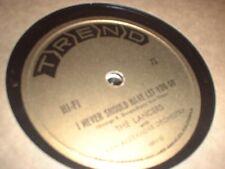 78RPM Trend 73 Van Alexander, I Never Should Have Let U Go /Its U I Love E- to E