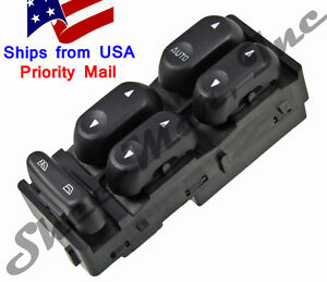 SM1754 Master Electric Power Window Switch  FORD  * SEE BELOW FOR COMPATIBILITY*