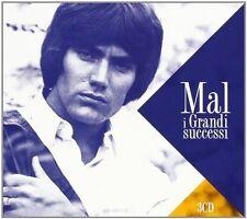 MAL - I GRANDI SUCCESSI - BOX 3 CD NUOVO SIGILLATO