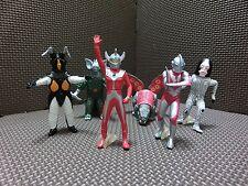 "Ultraman ""Mini Figure Set B"" Japan Gift Bandai 1999 Rare"