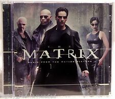 Matrix [Edited] Music From the Motion Picture (CD, Mar-1999, Maverick)