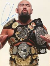Autographed Great Muta 18 x 24 Poster, New Japan All Pro Wrestling Mutoh NJPW