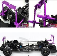 Adjustable Alloy Stealth Body Stand Mount Height 078026P For 1/10 RC Model Car