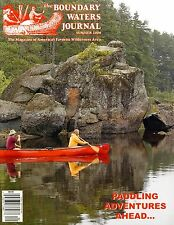 BOUNDARY WATERS JOURNAL SUMMER 2008