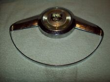 1951 Kaiser Frazer steering wheel horn ring