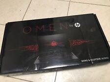 New Sealed HP Omen 15-ax250wm Gaming laptop 12gb -Core i7 - NVIDIA Gtx 1050ti