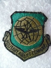 Patch-US Air Force Military Airlift Command Patch (New*apx. 75x70 mm)