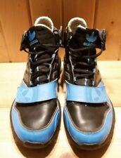 Men's ADIDAS Mega Torsion Sneakers size 9 blue and black