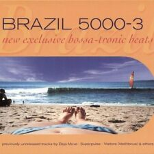 Brazil 5000-3-Bossa-Tronic Beats (2004) Corona, Mr Hermano, Lauren, Origi.. [CD]