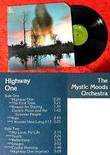 LP Mystic Moods Orchestra: Highway One (Warner Bros. BS 2648) US 1971