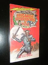 Wizards Warriors & You Challenge of the Wolf  Knight #7 R.L. Stine Role Playing