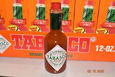 Tabasco Sauce - Original Flavor - Two 12oz Bottles - McIlhenny Co.