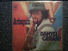 Danyel Gerard - Arlequin 7'' Single SUNG IN ENGLISH