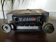 Vintage Audiovox Model Fo Dlx Car Radio 8 Track Player Retro Old Rare