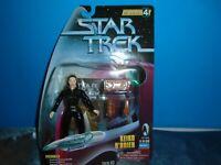 "1998 Playmates Star Trek Warp Factor Series 5"" Keiko O' Brien Figure"