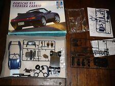 porsche  1: 24 scale car model no 679 carrera cabrio